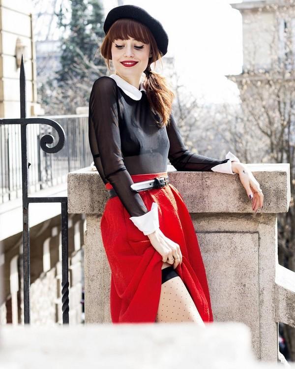 """As francesas se vestem bem por se sentirem seguras. """"Acho que é por isso  que o estilo é tão inspirador. É uma atitude"""" 0f3f69f0306"""