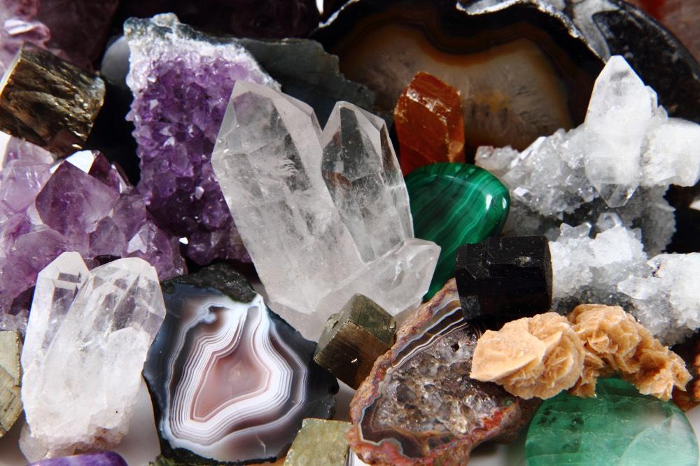 Como funciona a energia dos cristais?